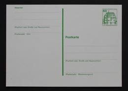 Berlin, Postkarte P116, 50 Pf. - Berlin (West)