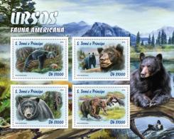 Sao Tome 2016  Fauna    Bears - Sao Tome And Principe