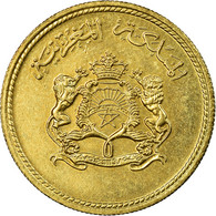 Monnaie, Maroc, Al-Hassan II, 10 Santimat, 1974/AH1394, Paris, SUP - Marruecos