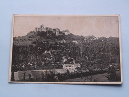 HRAD KOSUMBERK ( Edit.: Jenicek ) 1923 ( See Photo For Detail ) ! - Tchéquie