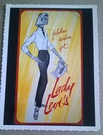 LADY LEVI'S THE HISTORIC EXPO OF LEVI'S (93) - Pubblicitari