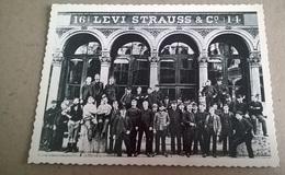 LA SEDE STORICA DELLA LEVI STRAUSS EXPO OF LEVI'S (94) - Pubblicitari
