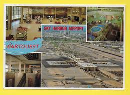 Flughafen ֎ AIRPORT ֎ AEROPORT ֎  Aérogare   Phoenix - Phoenix Sky Harbor Airport  ֎ 1983 - Aerodromi