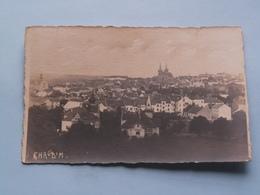 CHRUDIM ( Edit.: Kratochvil ) 1922 ( See Photo For Detail ) ! - Tchéquie