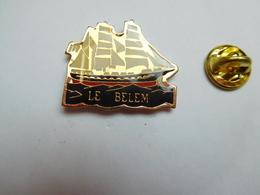 Beau Pin's , Marine Bateau Voilier , Le Bélem ,  Trois-mâts à Phare Carré - Barcos