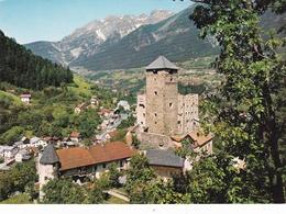 Austria Schloss Landeck In Landeck Tirol Postcard Unused Good Condition - Unclassified