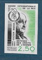 France Timbres De 1986  N°2415a  Non Dentelé Neufs ** Gomme Parfaite Cote 20€ - Francia