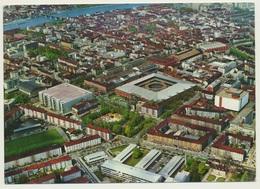 AK  Basel Luftaufnahme Messeareal - BS Basel-Stadt