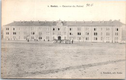 12 RODEZ - La Caserne Du Foiral. - Rodez