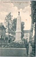 28 ILLIERS - Le Monument Aux Morts. - Illiers-Combray