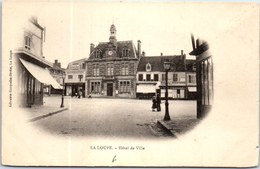 28 LA LOUPE - Hotel De Ville. - La Loupe