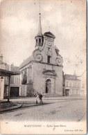 28 MAINTENON - église Saint Pierre - Maintenon