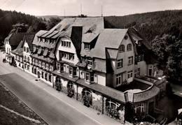 """CPSM - FREUDENSTADT - Hôtel """"WALDECK"""" - Freudenstadt"""
