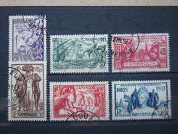 VEND BEAUX TIMBRES DU CAMEROUN N° 153 - 158 !!! - Cameroun (1915-1959)