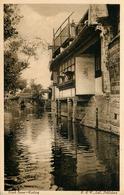 Kashing - Creek Scene - China Chine - Chine