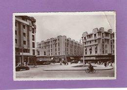 MAROC CASABLANCA Place Edmond Douté  Bazar Colonial Brasserie Des Parties Du Monde Café Automobiles - Casablanca