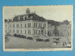 Watermael-Boitsfort Maison Communale - Watermaal-Bosvoorde - Watermael-Boitsfort