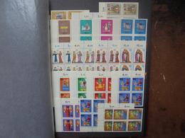 BERLIN JOLIE SELECTION BLOCS De 4 Et PAIRES+BLOCS (2459) 750 Grammes - [5] Berlin