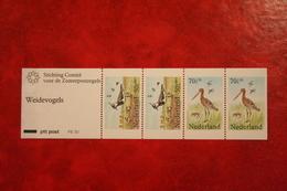 Vogels Birds Oiseaux Stamps Out Of Booklet - NVPH 1305 PB30 PB 30 (MH 31) 1984 - POSTFRIS / MNH  NEDERLAND / NETHERLANDS - Booklets