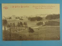 St-Gilles Bruxelles Avenues Des Villas Et Stéphanie Vue Du Parc De St-Gilles (Marcovici) - St-Gilles - St-Gillis