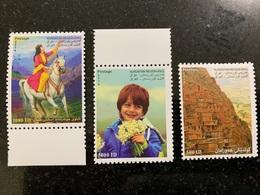 Iraq Kurdistan Region 2018 MNH Stamp Set - Irak