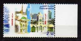 Qatar 2005 Combined Issue Between Doha And Sarajevo - Bosnia And Herzagovina. MNH - Qatar