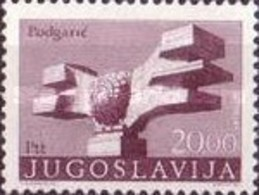 USED  STAMPS Yugoslavia - Revolution Monuments -  1974 - 1945-1992 Socialist Federal Republic Of Yugoslavia