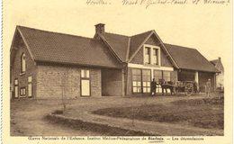 BIERBAIS   Les Dépendances. - Mont-Saint-Guibert