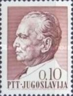 USED  STAMPS Yugoslavia - The 75th Anniversary Of The Birth Of Pre  -  1967 - 1945-1992 Socialist Federal Republic Of Yugoslavia