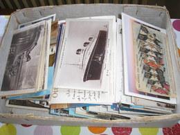 DESTOCKAGE - Carton De 2,4 Kg De Cartes Postales Toutes époques, Tous Pays, Majorité France.. Drouille Petit Prix - Postcards