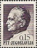 USED  STAMPS Yugoslavia - President Tito  -  1967 - 1945-1992 Socialist Federal Republic Of Yugoslavia