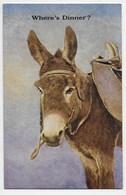 Donkey - Where's Dinner? - Donkeys