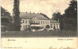 Hévillers  Château De Bierbais - Mont-Saint-Guibert