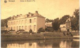 GENAPPE   Château De Brunard à Thy - Genappe