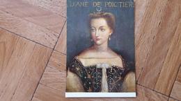 Diane De Poitiers Favorite D'Henri II Editions Greff - Peintures & Tableaux