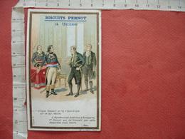 Biscuits Pernot Revolution Francaise  Bonaparte Chromo - Pernot