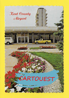 Flughafen ֎ AIRPORT ֎ AEROPORT ֎  Aérogare KENT COUNTY MICHIGAN Aéroport  ֎ 1986 - Aerodromi