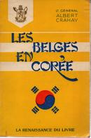 HISTORIQUE  LES BELGES EN COREE  ONU - Books