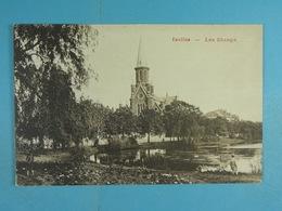 Ixelles Les Etangs - Elsene - Ixelles