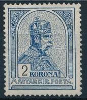 ** 1908 Turul 2K (90.000) - Stamps