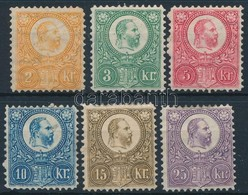 * 1883 Újnyomat Sor  (60.000) - Stamps