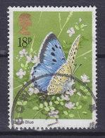 Great Britain 1981 Mi. 876     18p. Butterfly Schmetterling Papillon - 1952-.... (Elisabeth II.)