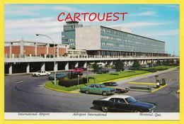Flughafen ֎ AIRPORT ֎ AEROPORT ֎  Aérogare MONTREAL QUEBEC CANADA Aéroport  ֎ 1973 - Aerodromi