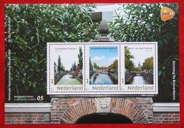Beurspostzegels Nr. 5 Nationale Tentoonstelling Gouda Bike Velo 2019 POSTFRIS MNH ** NEDERLAND NIEDERLANDE NETHERLANDS - Period 2013-... (Willem-Alexander)