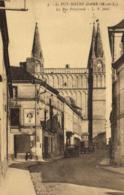 49 - Maine Et Loire - Le Puy-Notre-Dame - La Rue Principale - C 5553 - France