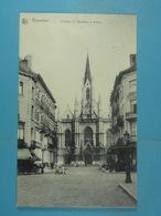 Bruxelles L'Eglise St.Boniface à Ixelles - Elsene - Ixelles