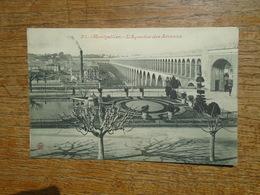 Montpellier , L'aqueduc Des Arceaux - Montpellier