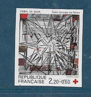 France Timbres De 1986  N°2449b  Non Dentelé Neufs ** Gomme Parfaite Cote 45 € - Nuovi