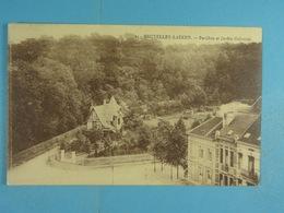 Bruxelles Laeken Pavillon Et Jardin Colonial - Laeken