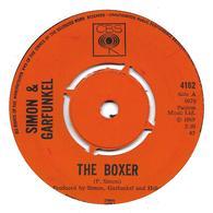 "Simon & Garfunkel  ""  The Boxer  "" - Vinyles"